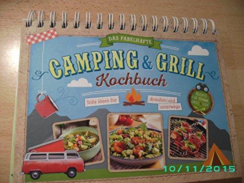 Camping Kochbuch Outdoorküche : Lll➤ camping und grill kochbuch im vergleich 2018 » 🥇 neu