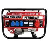 Stromerzeuger RK8500W 3.0kW Dauerleistung NOT-Stromgenerator 4 TAKT NEU Seilabzug ✔ 6500WE ✔...