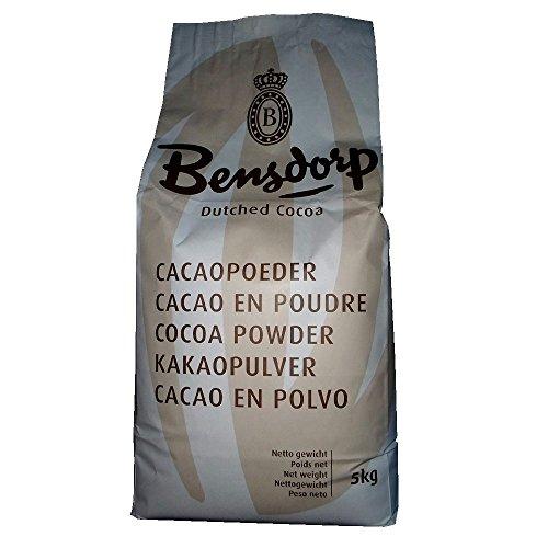 GR 5000Kakaopulver Bensdorp Poudre de Cacao Ambree Cocoa Powder dunkel (Kakao Reine)