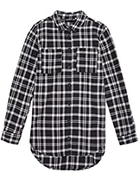 Camicie camicie T e Abbigliamento Nero it polo shirt Amazon w0ETn