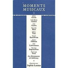 Moments musicaux 1