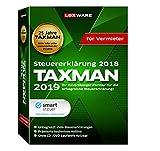 Lexware Taxman 2019 Minibox|für Vermieter|Übersichtliche Steuererklärungssoftware für Vermieter|Kompatibel mit Windows 7 oder aktueller