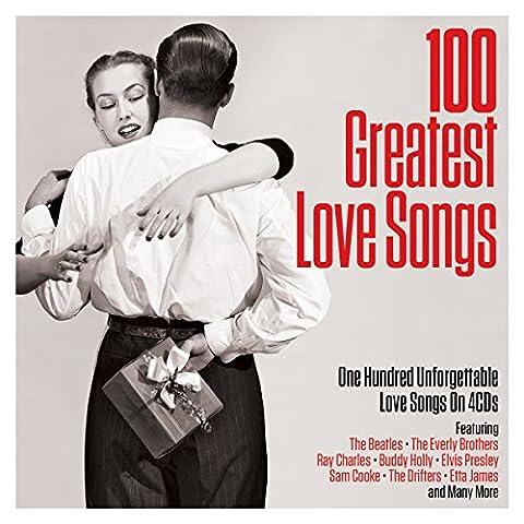 100 Greatest Rock Songs - 100 Greatest Love Songs [Import