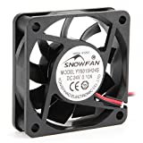 uxcell 60mm Case Fan Silent Cooling Fan 4600 RPM for Computer Cases