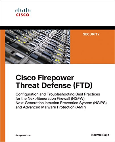Cisco Firepower Threat Defense (FTD): Configuration and Troubleshooting  Best Practices for the Next-Generation Firewall (NGFW), Next-Generation