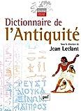Dictionnaire de l'Antiquité