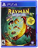 Ubisoft Rayman Legends - Juego (PlayStation 4, Plataforma, E10 + (Everyone 10 +))