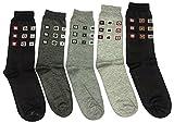 Graceway Unisex Woolen Socks - Set Of 5 ...