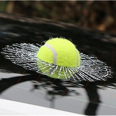 Diseño Amigos coche Auto Pegatinas Adhesivos Car Diseño Auto auto adhesivo decorativo para Auto tuning Tuning Pegatinas Pegatinas Tenis Béisbol Bulldog