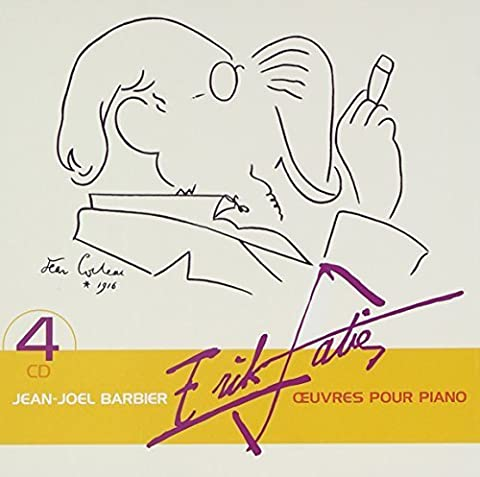 Satie: Worls for Pno by Barbier, Jean Joel (2003-01-08)