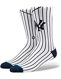 Stance Calcetines MLB New York Yankees Home The Uncommon Thread Blanco/Azul