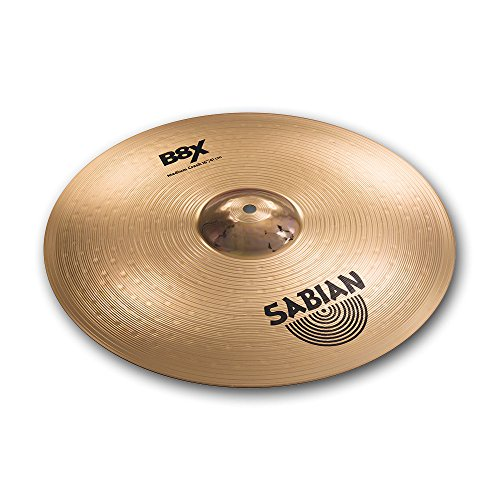 SABIAN 41608X B8X - PLATO DE BATERIA  MEDIUM CRASH DE 16