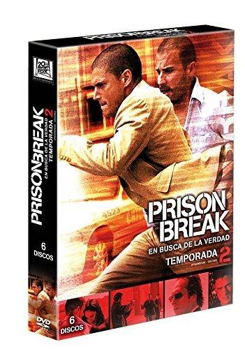 Prison Break Complete Blu-ray Collection incl Final Break-23 Discs [French Import, Region Free]