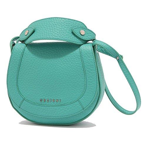 2ad60e3293 Orciani Bag Verde Donna Pelle Woman Tracolla 5509t Borsa xS7qzz ...