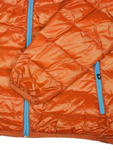 Whistler Damen Daunenjacke Galt Down Shocking Orange