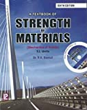 #6: A Textbook of Strength of Materials