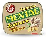 Mental Zenzero Senza Zuccheri Aggiunti. Confezione da 24 Astucci