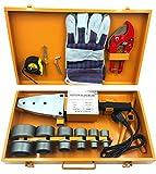 ZLUOK Muffenschweißgerät Stumpfschweissgerät 220V 2000 Watt