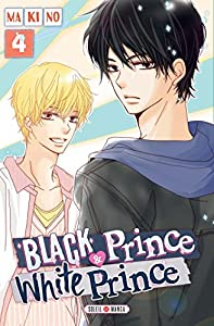 Black Prince & White Prince Edition simple Tome 4