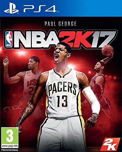 NBA 2K17 - PlayStation 4 - [Edizione: Francia]