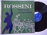 AM 2204 Rossini Famopus Overtures SO Radio Geneva Gianfranco Rivoli LP