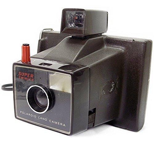 Polaroid Super Swinger-Vintage 1970's 80Series Instant Film Kamera (Film Kamera Polaroid 80)