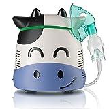 Only for Baby Inhaliergerät für Kinder Erwachsene Kuh Inhalator Vernebler