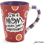 I'm A Mom. What's Your Superpower Tasse