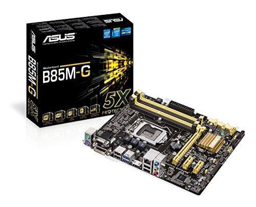 Asus B85M-G Carte mère Intel Micro ATX Socket 1150