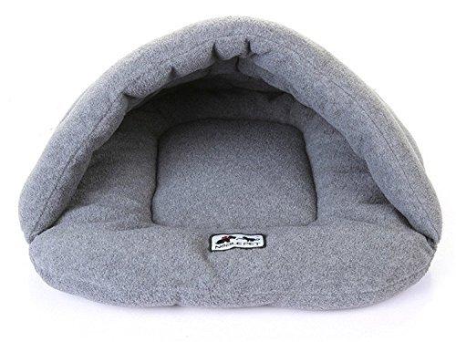 UnionBoys Hundehöhle Katzenbett Schlafsack für Kätzchen Welpen in 4 Größen - 2
