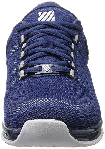 K-Swiss Herren Rinzler Trainer Sneaker Blau (Ensign Blue/Allure/White)