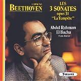 Sonaten Op. 31, 1-2 (der Sturm) und 3