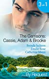 The Garrisons: Cassie, Adam & Brooke: Stranded with the Tempting Stranger (The Garrisons, Book 4) / Secrets of the Tycoon's Bride (The Garrisons, Book ... Garrisons, Book 6) (Mills & Boon By Request)