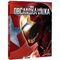 Captain America: Obcanska valka (Blu-ray) - Iron Man