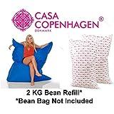 Casa Copenhagen Export 2 Kg Bean Bag Refill/Filler