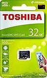 Toshiba 32GB M203microSDHC UHS-I U1Karte Class 10microSD Micro SD Karte Speicherkarte 100MB/s