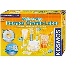 KOSMOS 642921 - Il mio primo laboratorio di chimica