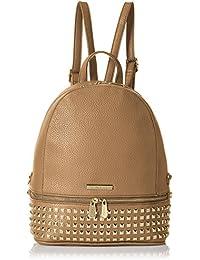 Stella Ricci Women's Backpack Bag (Khaki) (SR172BKHKI)