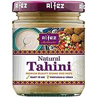Al'Fez Natural Tahini Calidad Premium sésamo pasta de semillas de 160g
