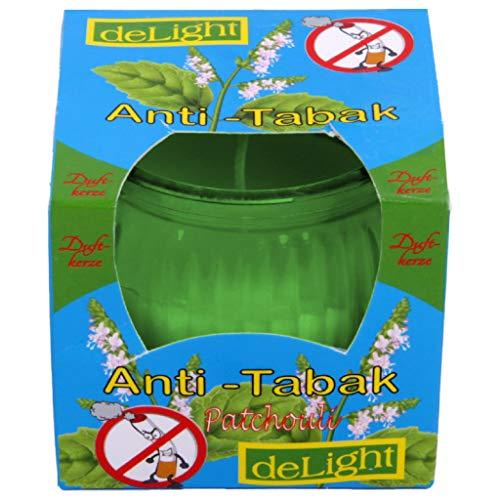 HScandle 5er Pack Duftkerzen Anti Tabak Auswahl: Patchouli