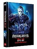 Freitag der 13. Teil 7 - Collectors Edition Mediabook (Cover D) [Blu-ray]