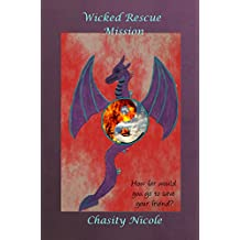 Wicked Rescue Mission (Valhaven Island Trilogy Book 2)