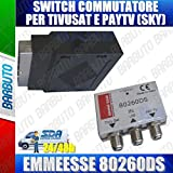 EMME ESSE omnitech 80260DS Digital Switch
