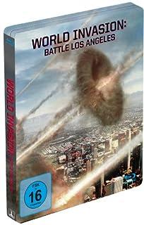 World Invasion: Battle Los Angeles (Limited Steelbook Edition) [Blu-ray]