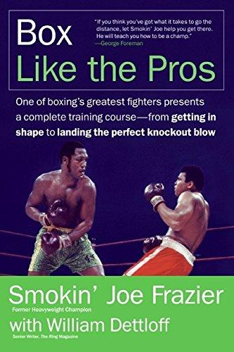 Box Like the Pros por Joe Frazier