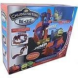 Chuggington - Conjunto de acrobacias de Brewster (TOMY LC54222)