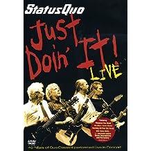 Status Quo - Just Doin' It Live