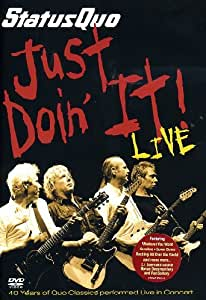 Status Quo - Just Doin' It Live