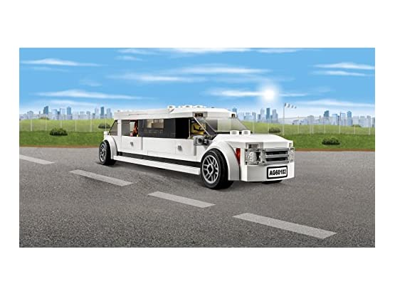 Buy Lego 60102 City Airport Vip From £44.99 - Compare Prices At ...