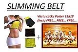 #4: Best Quality Unisex Body Shaper for Women   Men Weight Loss Tummy - Body Shaper Belt Slimming Belt Waist Fitness Belt 3 mm XL Size 34,35,36,38,40 of Stomach Size consider